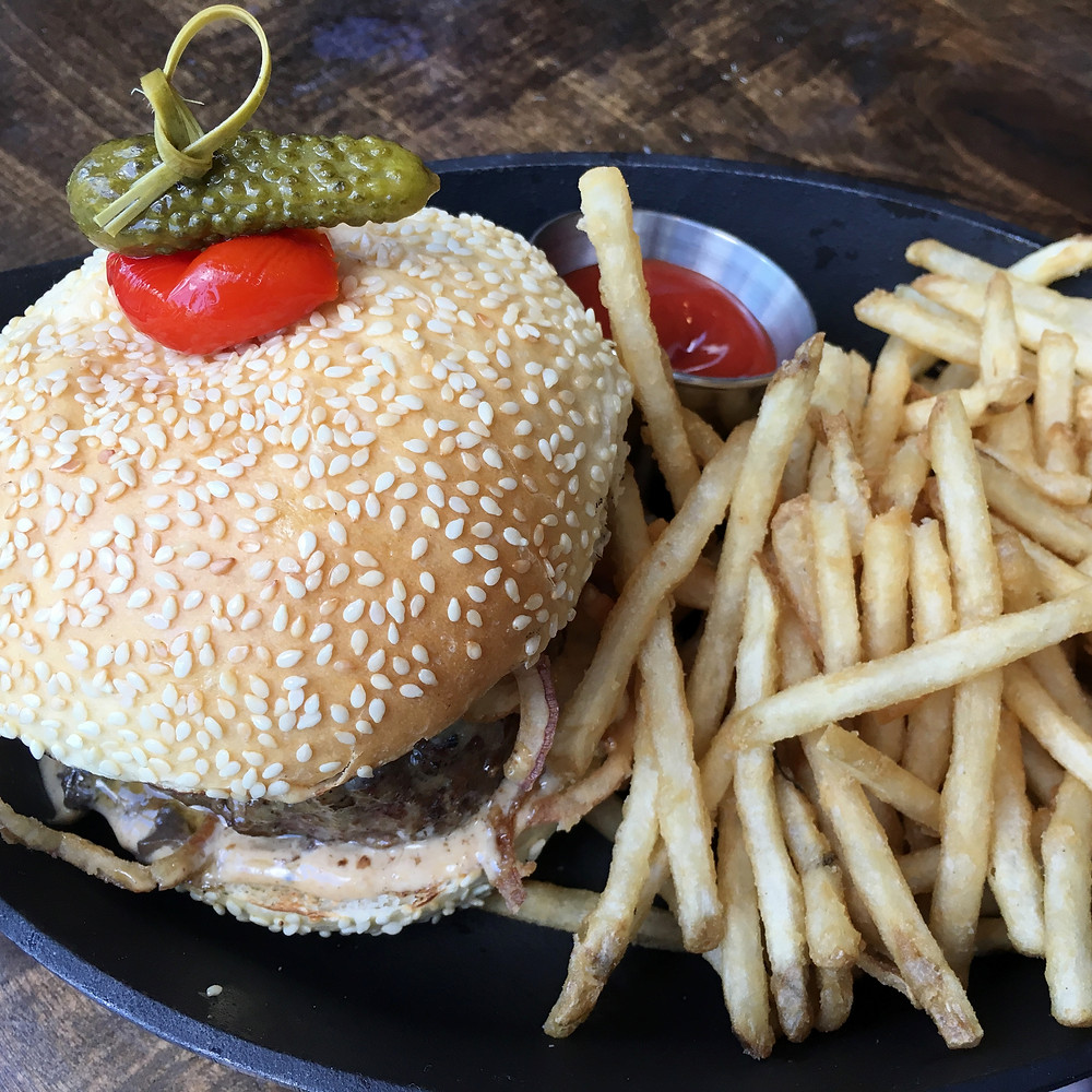 Roundhouse Burger