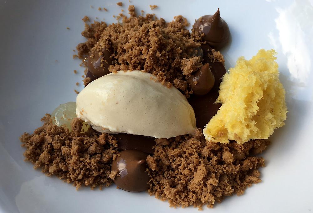 Roundhouse Chocolate Dessert