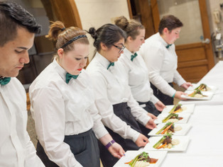 CIA Students to Hold Charity Dining Events