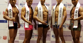 BEST BODY JAPAN長野大会準優勝!!