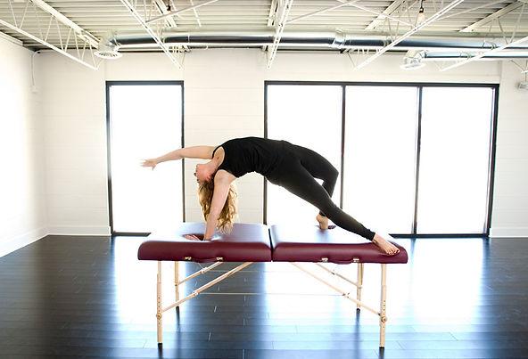 Kristen Thomas Yoga Instructor Massage Therapist Overland Park Kansas