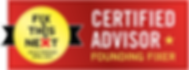FTN Founding Fixer-Certified-Advisor-FF-