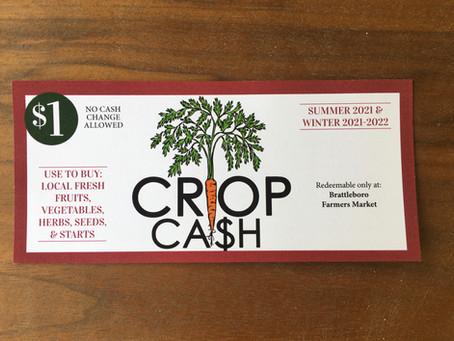 Crop Cash is here!