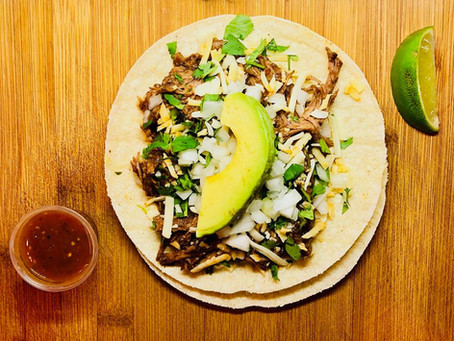Tito's tacos and iris sale