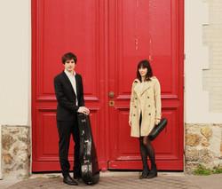 Duo Solipse flûte guitare
