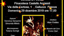 Pinacoteca della Certosa di Firenze | 29/12/2019 | A.Vivaldi GLORIA RV589