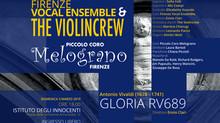 FONDAZIONE ISTITUTO DEGLI INNOCENTI | A.VIVALDI GLORIA RV 689 | 3 marzo 2019