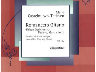 ROMANCERO GITANO | Concerto a favore dell'associazione ABC - Bambini Cri du Chat  |  Propositura