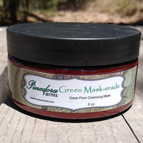 Green Mask-erade