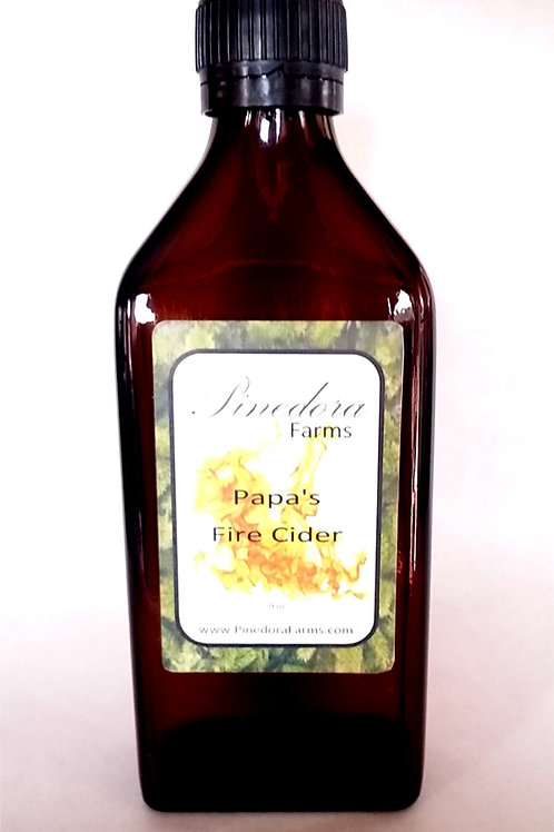 Papa's Fire Cider