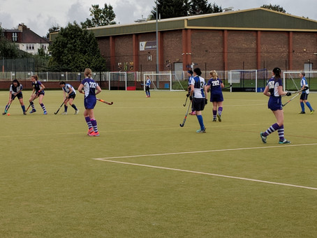 Remnants HC VS Sevenoaks HC