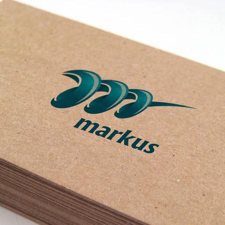 Логотип Markus