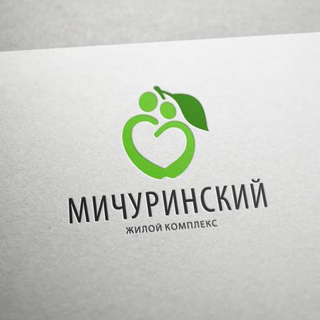Логотипы «ЖК Мичуринский»