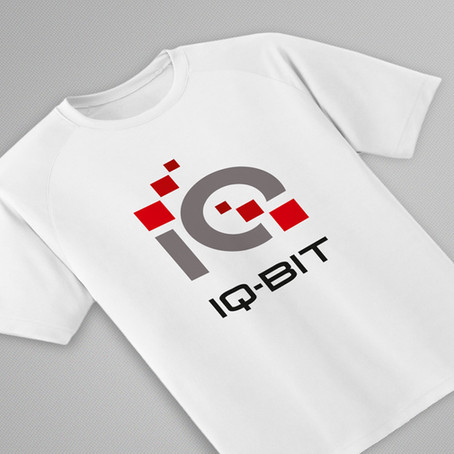 Логотип IQ bit
