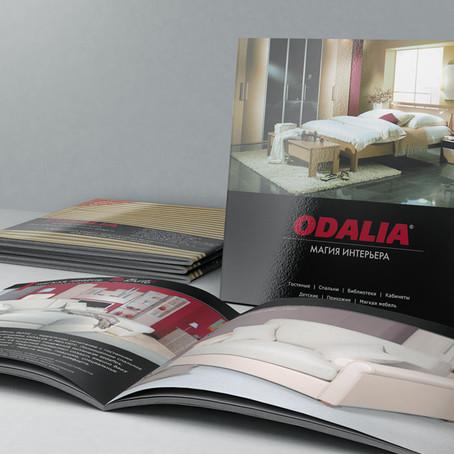 Каталог мебели Odalia