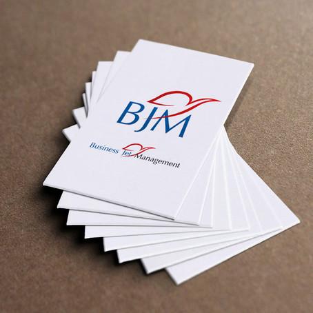 Логотипы Business Jet Management