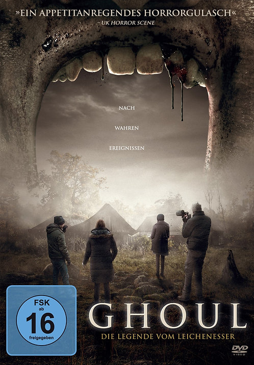 Ghoul: Die Legende vom Leichenesser
