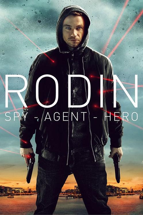 Rodin - Spy, Agent, Hero