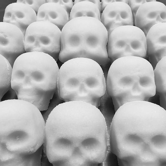 Wind Down Wednesday - Sugar Skull Workshop