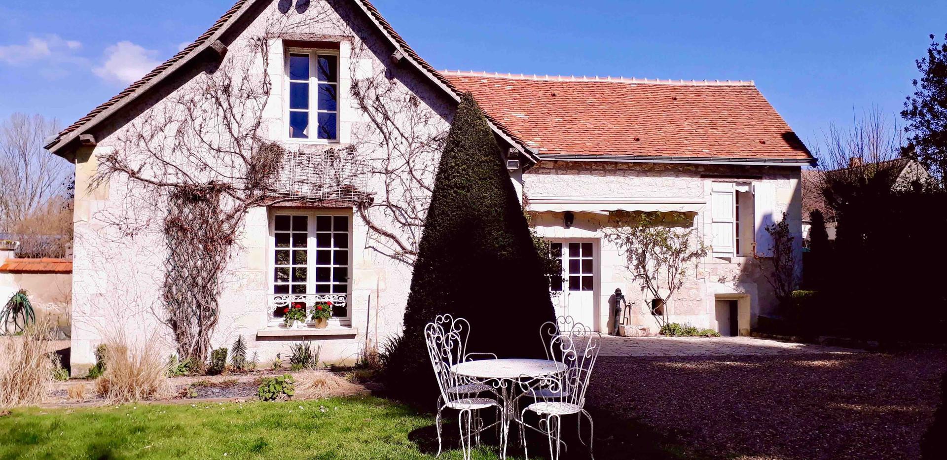 Maison du Passeur hiver
