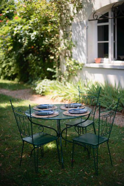 Salon de jardin Pigeonnier
