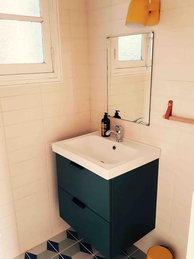 Salle de bain Pigeonnier