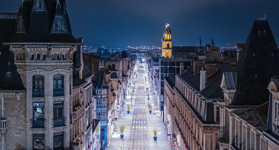 Rue Saint-Jean à Nancy