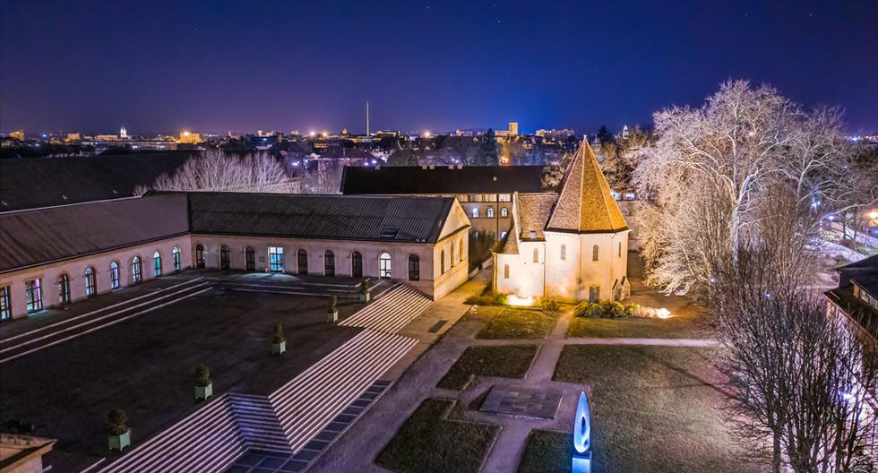 Chapelle des templiers à Metz