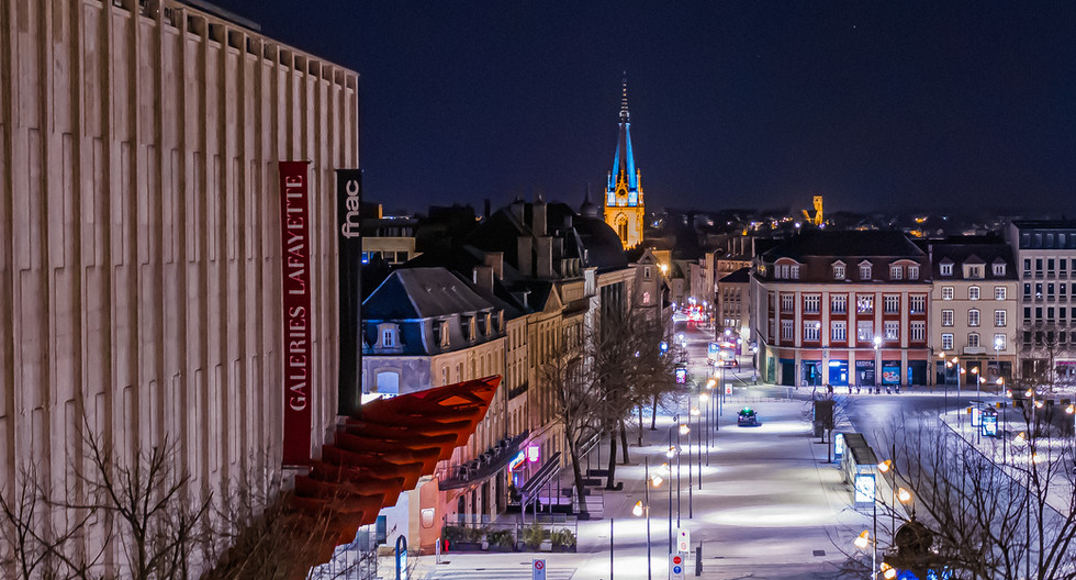Galeries Lafayette à Metz