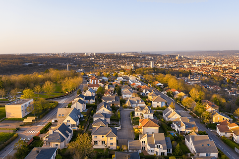 Photographie aérienne par drone de Villers-lès-Nancy