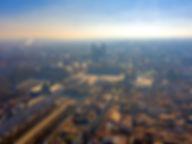 Photographie aérienne de Nancy