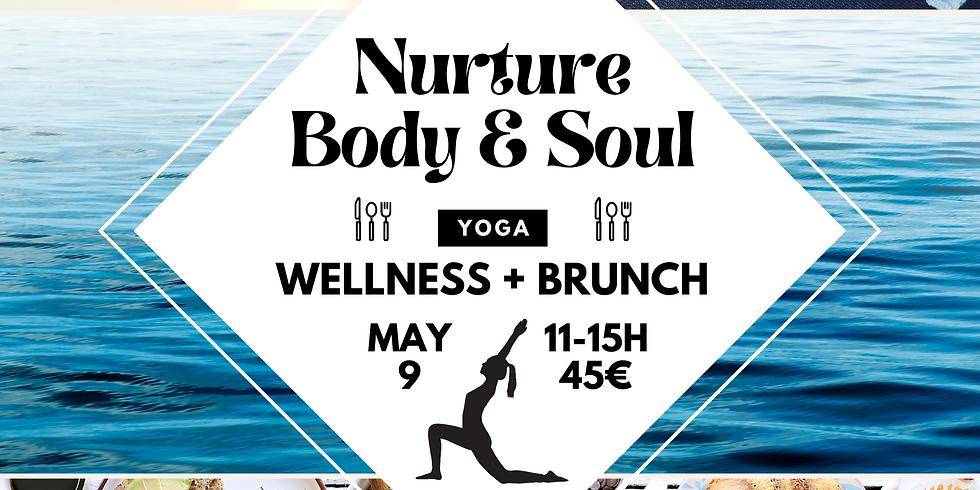 May Yoga Brunch