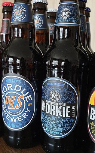 Mordue Craft Beers