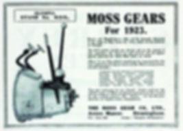FPW History Moss Gears
