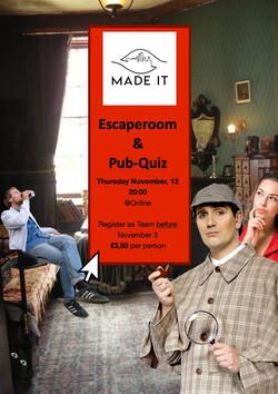 Escaperoom & Pub-Quix