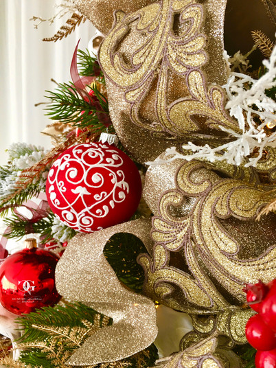 professional residential christmas decor