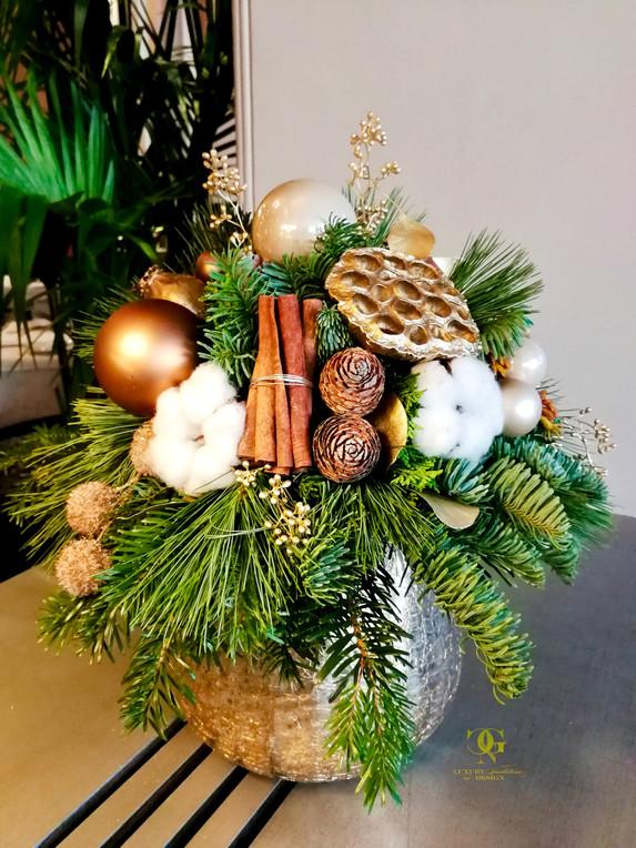Swiss christmas decorator