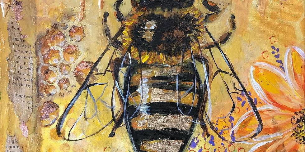 Pollinator Art Workshop