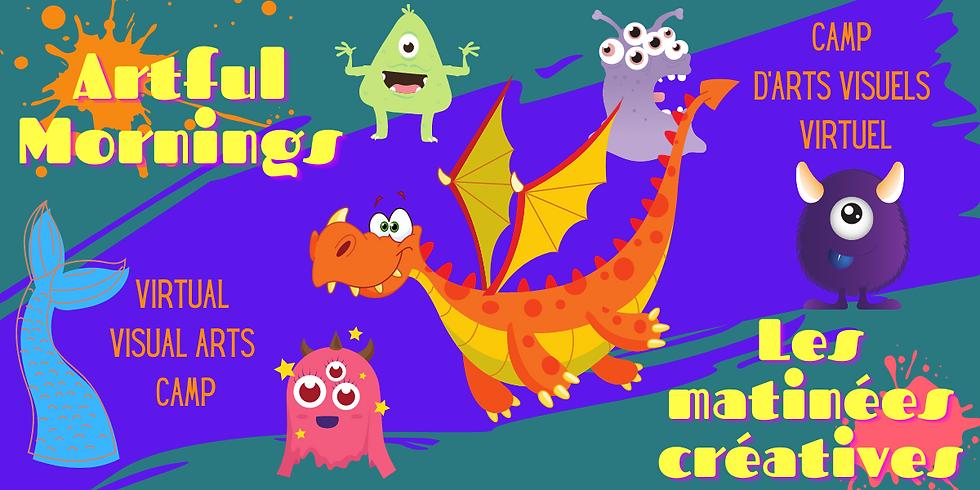 Monsters and Mythical Creatures | Les monstres et les créatures mythiques