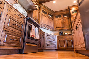 Cabinets in Blowing Rock NC