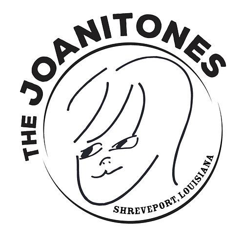 The Joanitones' sticker!