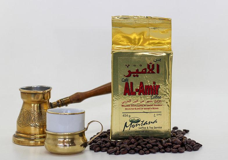Al-Amir Turkish Coffee 454g
