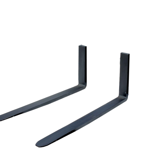 "Set of reconditioned pallet forks 32""- 40"""