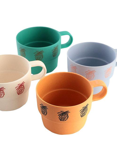Set de 4 tasses Bobo Choses