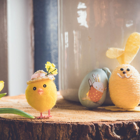 Húsvét a RePityke lányoknál - régen és most