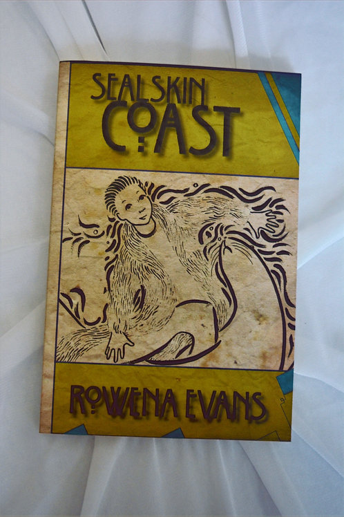 Seal Skin Coast by Rowena Evans