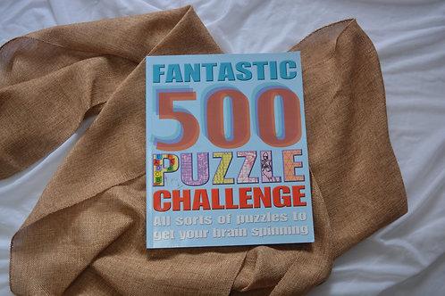Fantastic 500 Puzzle Challenge
