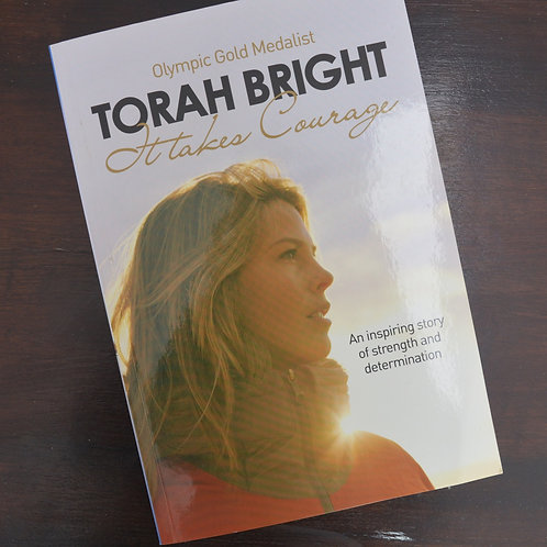 It Takes Courage by Torah Bright