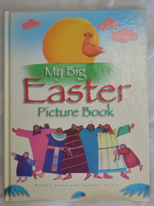 My Big Easter Picture Book