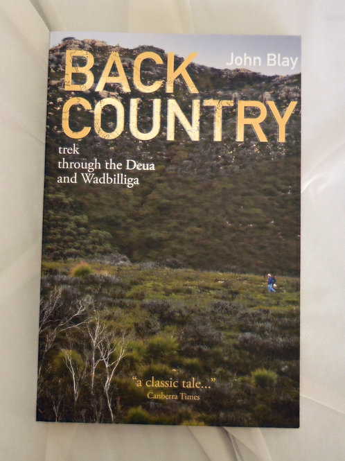 Back Country by John Blay